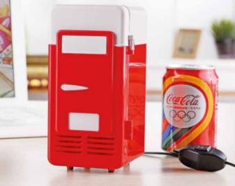 usb冰箱原理是什么?usb冰箱价格是多少?