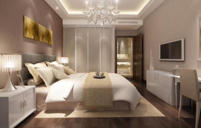 卧室壁纸的搭配是怎样的?卧室壁纸的技巧