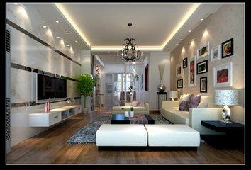 客厅装修空间功能   客厅装修色彩的布局