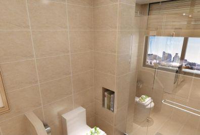 卫生间瓷砖颜色选择  卫生间瓷砖颜色搭配