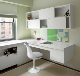 儿童书桌高度多少合适?不同风格书桌标准尺寸