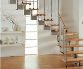 家用楼梯扶手如何选择?楼梯保养注意事项