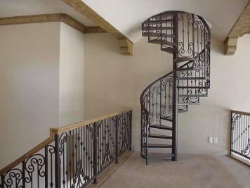铁艺楼梯价格是多少? 铁艺楼梯价格参考