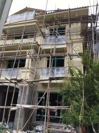 外墙涂料施工前准备 外墙涂料施工竣工标准