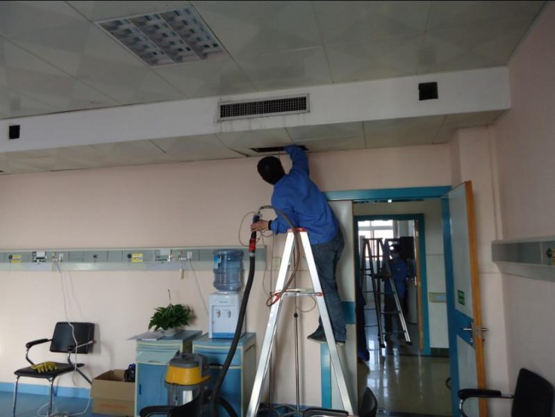 中央空调风管清洗内容 清洗要求和清洗步骤