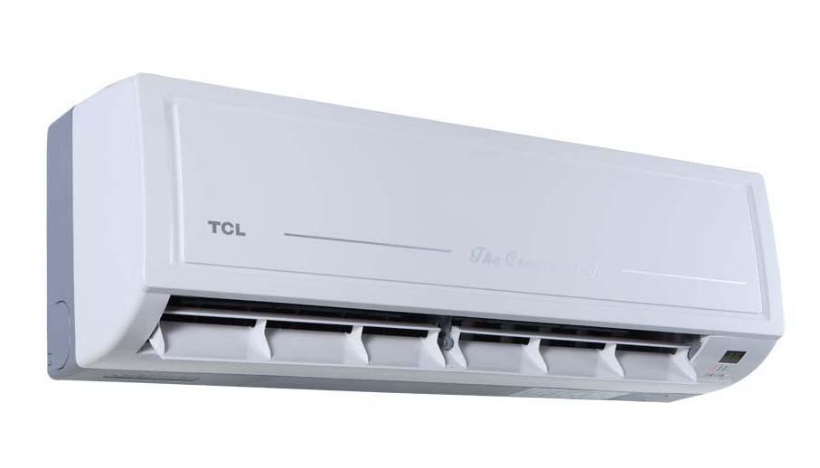 tcl圆柱空调制热时出风口下面段吹冷风正常吗?图片