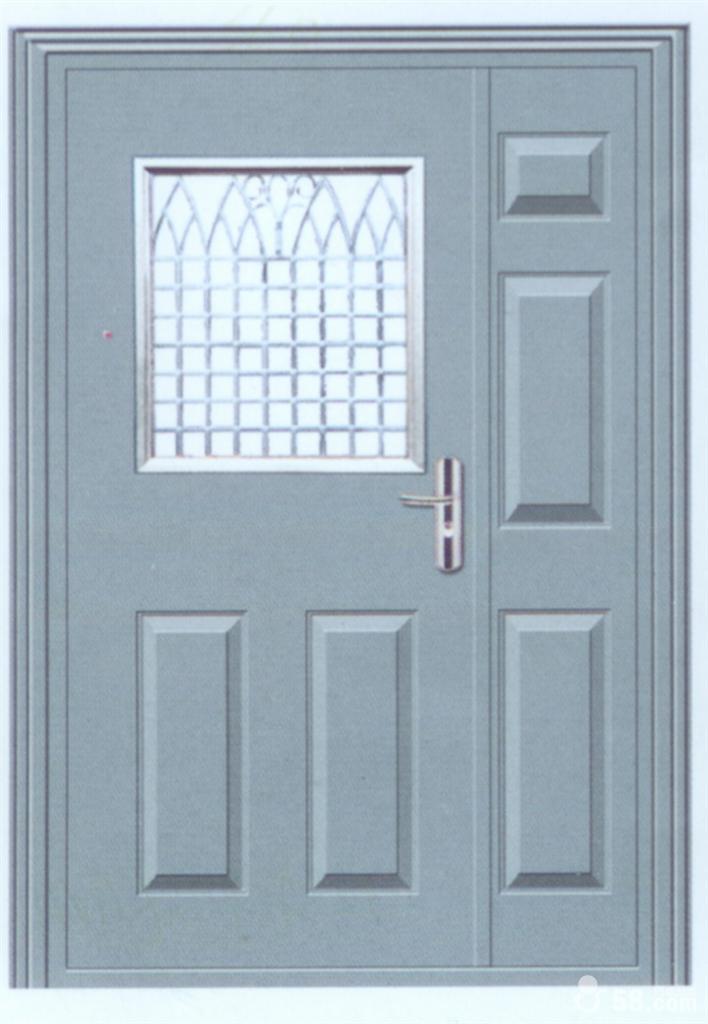 铝合金防盗门介绍 铝合金防盗门的选购