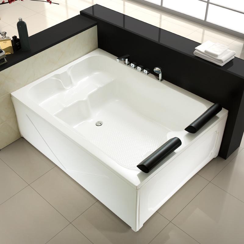 双人浴缸的选购 双人浴缸的清洁方法