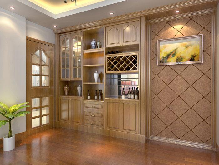 酒柜定制的尺寸 酒柜定制性能因素