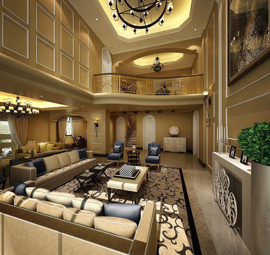 别墅客厅装修风格介绍 别墅客厅装修技巧