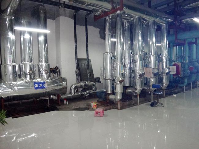 空调机房的维修方案 空调机房的特点