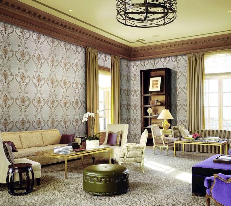 高端墙布的优点介绍 高端墙布的好处