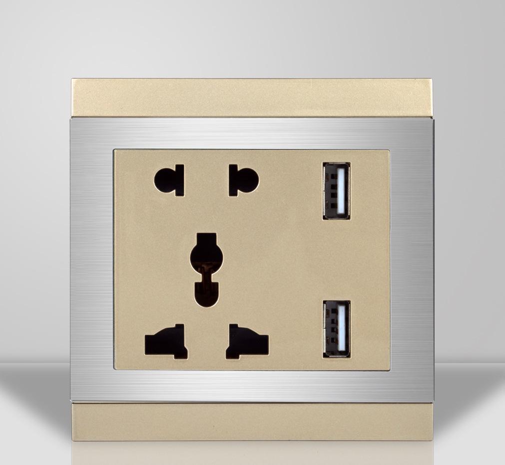 家用插座接线步骤 家用插座结构特点