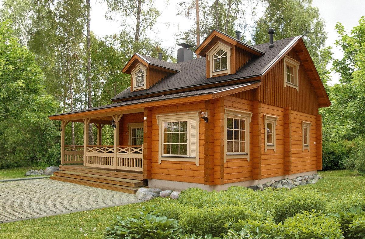 木屋别墅的优点有哪些?木屋别墅的分类