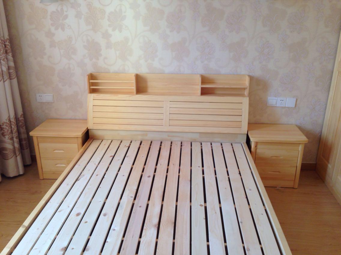 松木床的优点,松木家具的优缺点