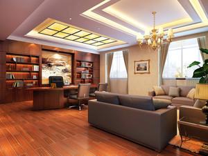 办公室豪华装修设计 办公室豪华装修空间布局