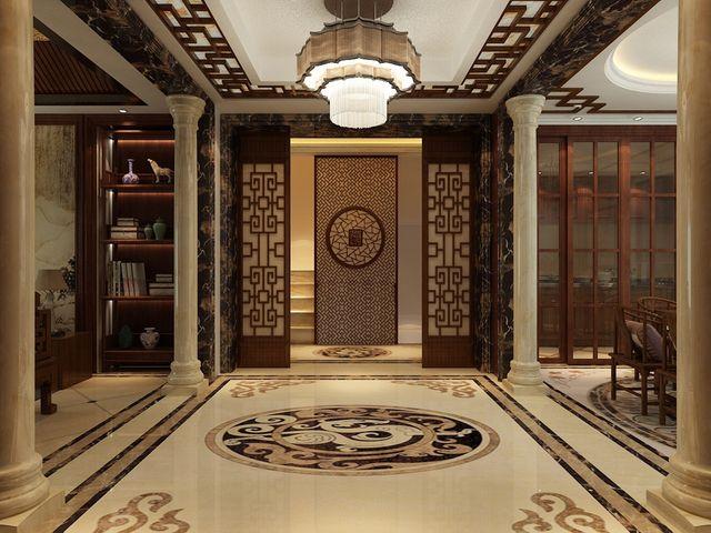 中式装修别墅有哪些方法?装修风格有哪些?