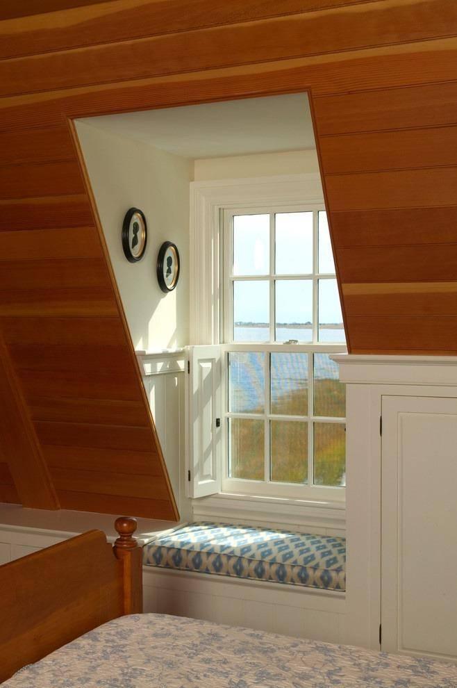 卧室落地飘窗有何好处?卧室落地飘窗设计原则