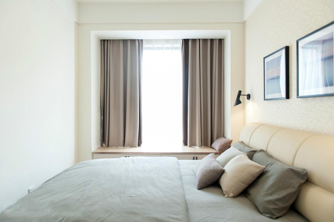 飘窗窗帘怎么做好看?飘窗窗帘的挑选