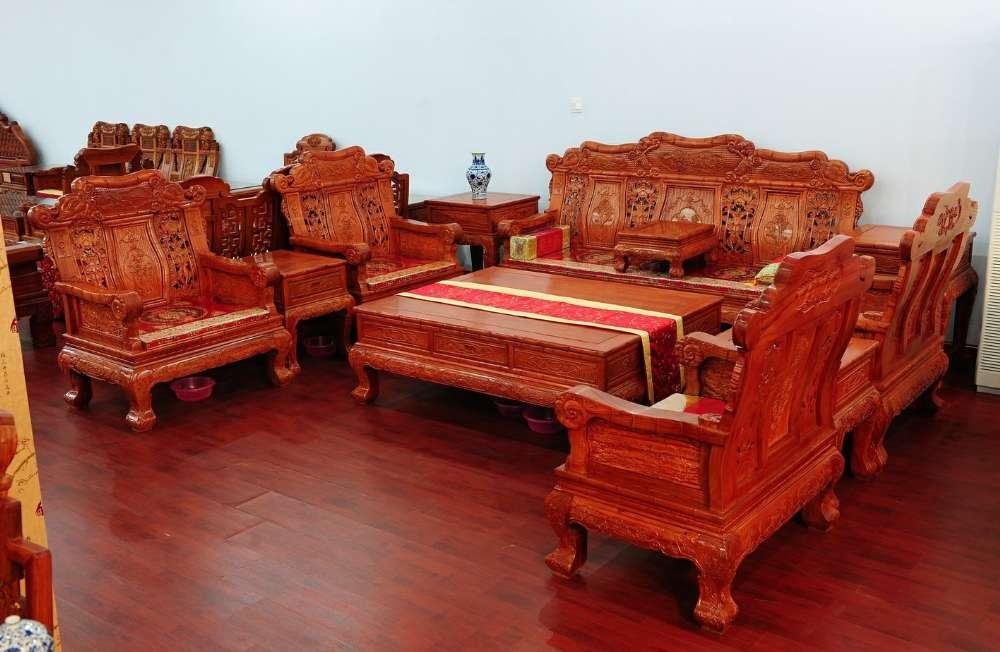 红木沙发家具价格,红木沙发家具种类