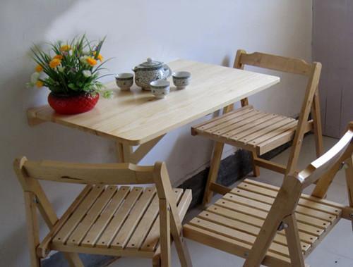 小户型餐桌尺寸挑选,小户型餐桌色彩与功能的选择