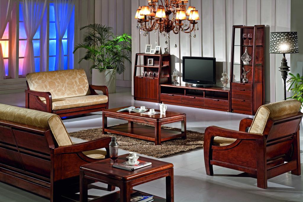 实木沙发如何选购?实木沙发摆放技巧
