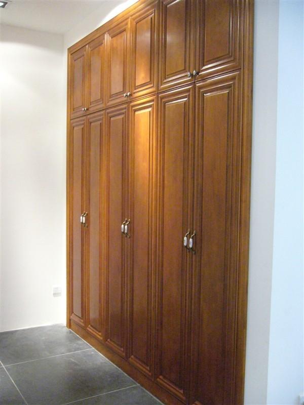 木衣柜怎么选择?木衣柜的制作工序介绍