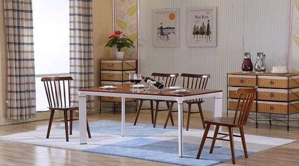 小户型怎样选择餐桌椅?小户型餐桌椅怎么摆放?