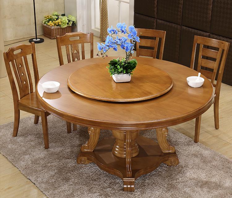橡木餐桌如何选购?橡木餐桌的优缺点介绍