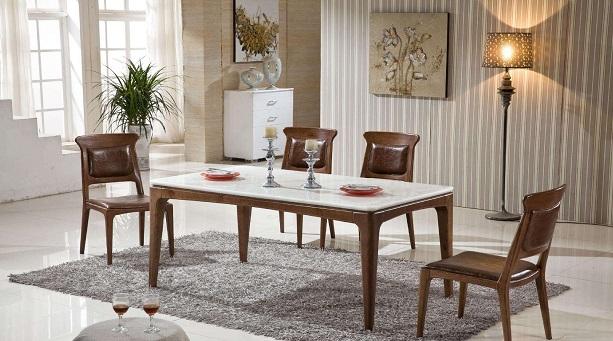 家用餐桌多高合适?家用餐桌摆放注意事项