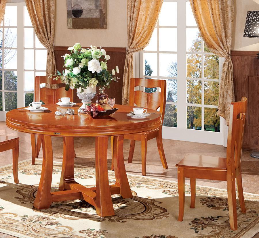 客厅餐桌的材质大全 客厅餐桌摆放问题