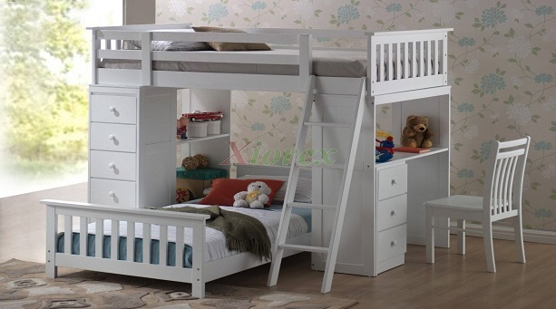 双层床多少钱?双层床有哪些材质?