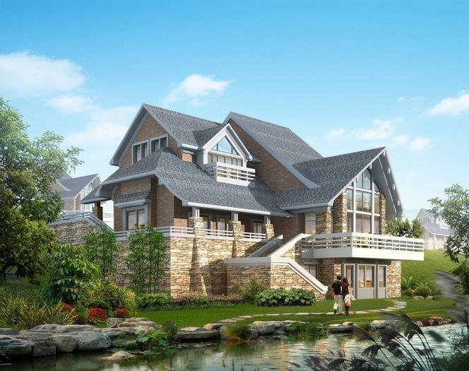 我的别墅设计要素 我的别墅设计理念