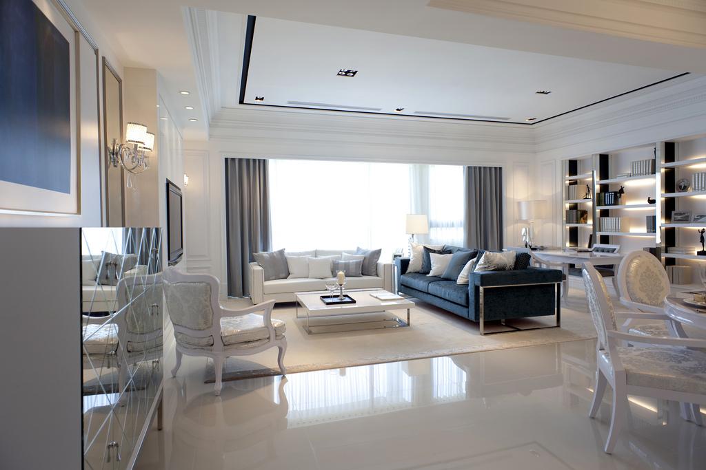 现代风格客厅设计解析 现代风格客厅的特点