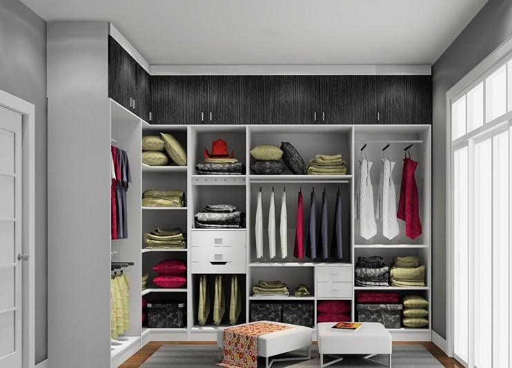 室内装修衣帽间的简介,装修衣帽间注意要点