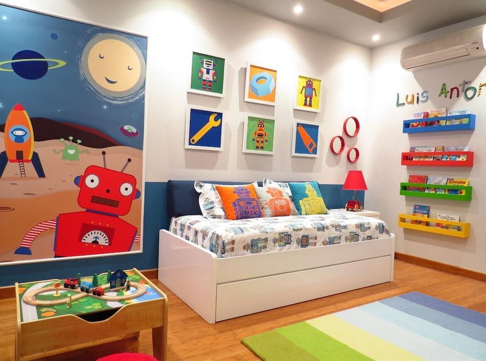如何装饰儿童房间?儿童房间装饰的注意事项