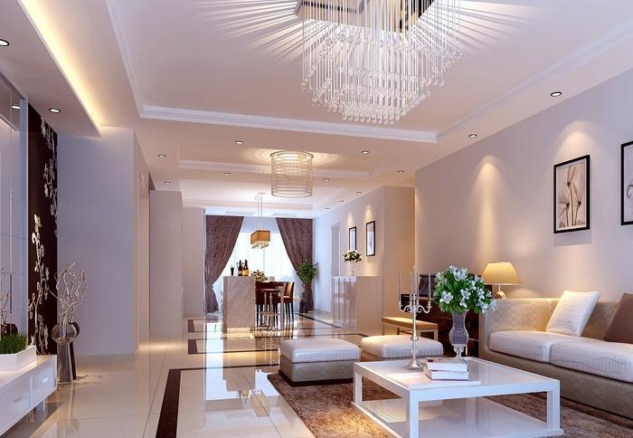 别墅装修样板房的特点,装修样板房哪些地方