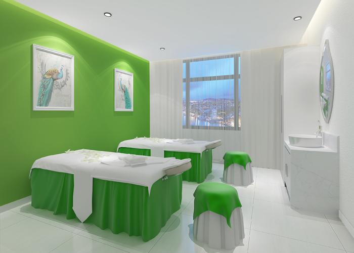 美容院装修设计的方法,美容院装修设计的要素