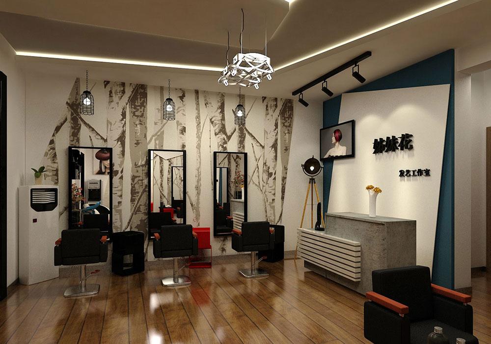 理发店装修需要注意什么?