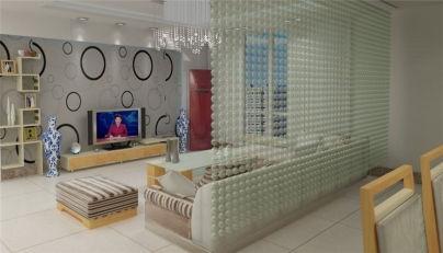 客厅隔断装修注意事项  客厅隔断保养与风水