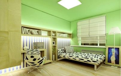 选对装修墙面用的材料 装扮成您想象的空间