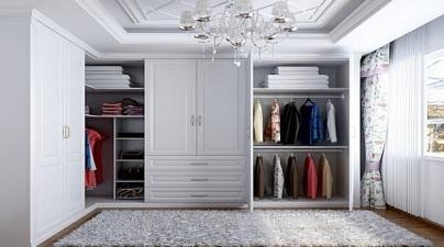 卧室的衣柜正确摆放 卧室的衣柜五大风水禁忌