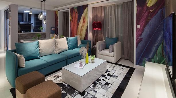 客厅沙发摆放风水 客厅沙发不靠墙好不好