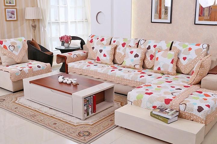 做沙发套布料的种类 做沙发套布料选购技巧