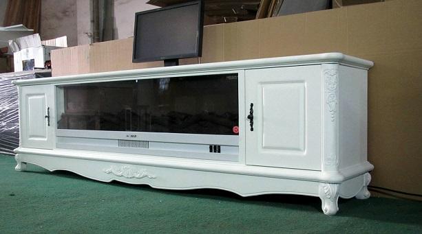 壁炉电视柜如何挑选?壁炉电视柜选择攻略