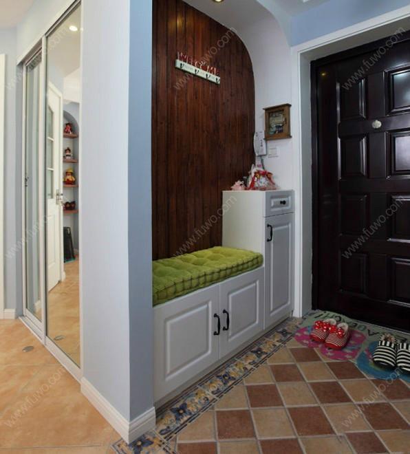 玄关装饰柜的设计技巧 玄关装饰柜的种类作用