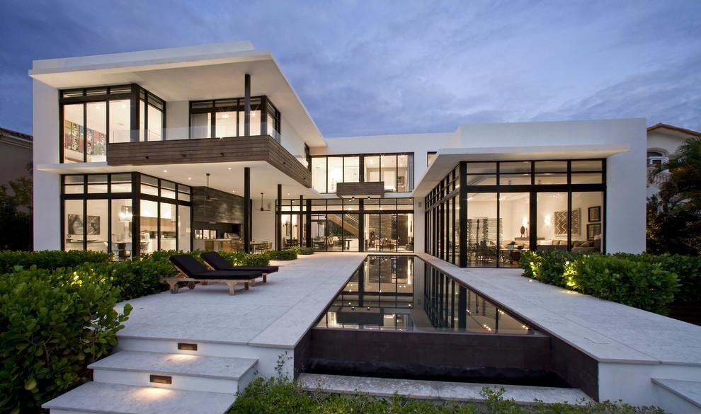 房屋外型设计的分类 房屋外型设计的风格