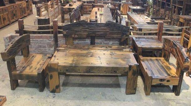 什么是旧船木家具?旧船木家具的优缺点