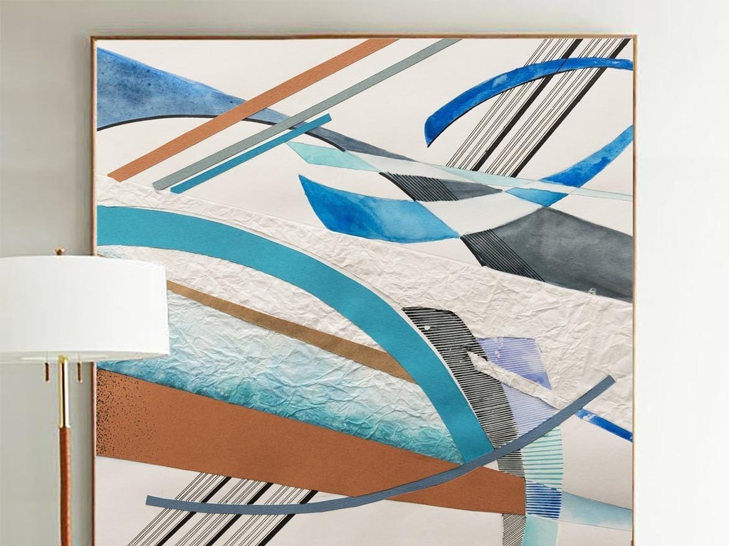 什么是装饰线条画?装饰线条画选用的方法