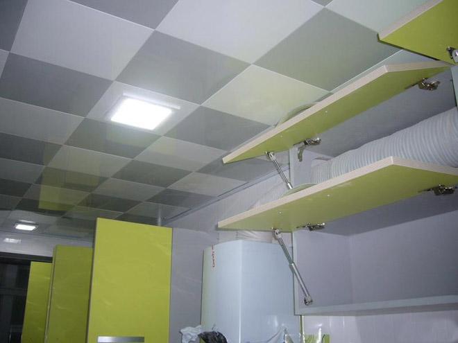 厨房吊顶材料有哪些?厨房吊顶注意事项